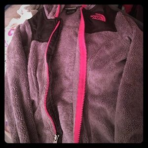 Toddlers size 4T North Face jacket